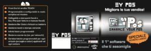 Brochure pieghevole EyPos